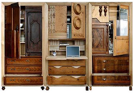 Patchwork Cupboard