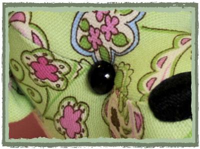 Pin Keeper Detail