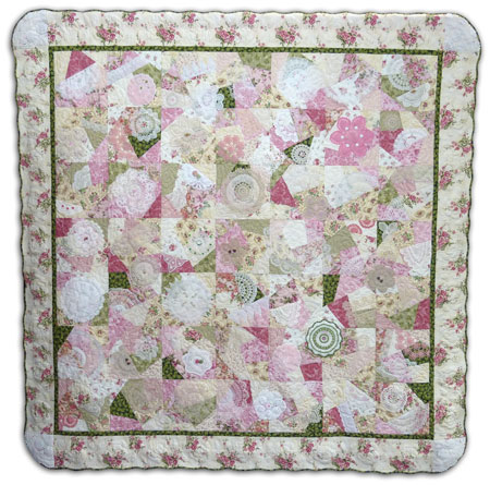 Tea Rose Quilt