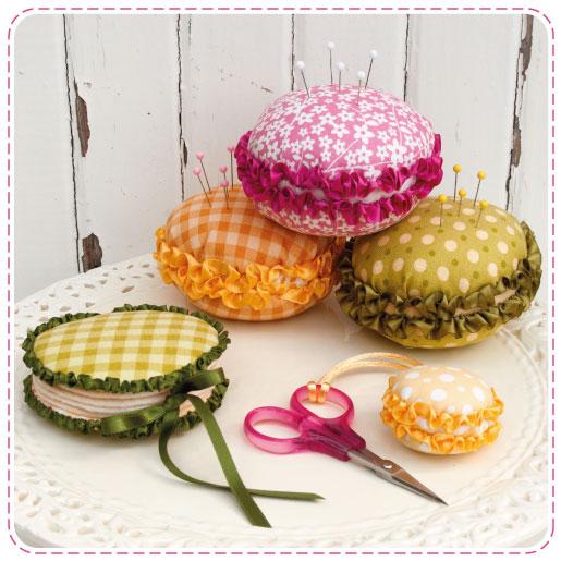 Macarons Mercerie (Accessories)