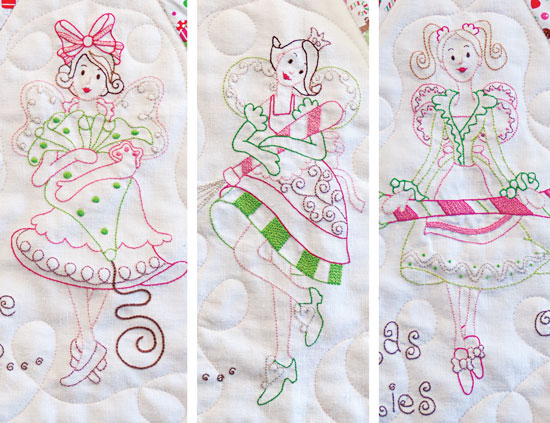 Angel Stitcheries