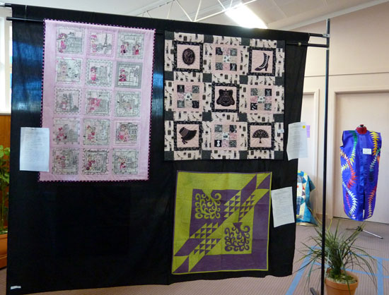 Shez's French Connection Quilt