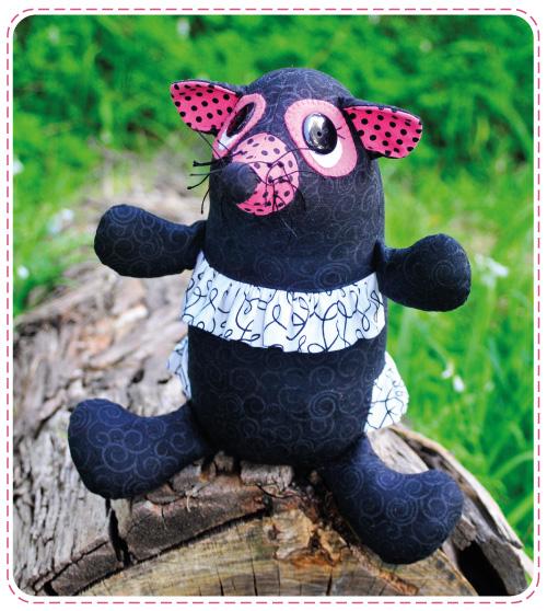 Taffy the Tasmanian devil
