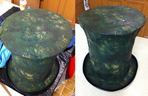 How to make a Mad Hatters Hat