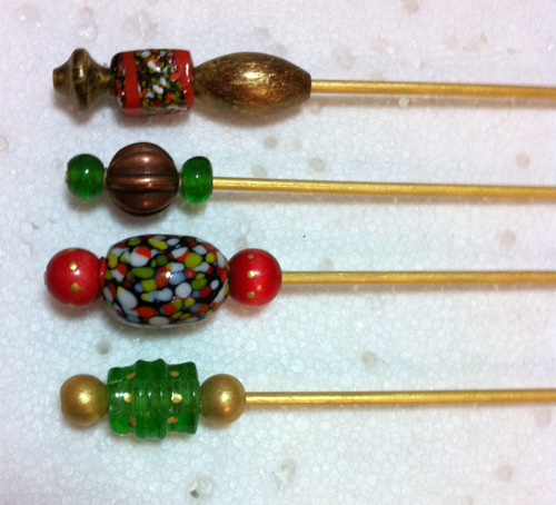 Mad Hatters Hat Pins