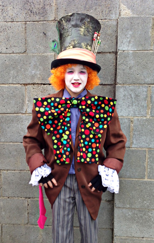 Mad Hatters Costume