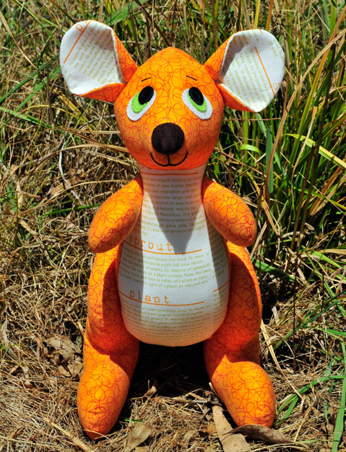 Bazza Kangaroo