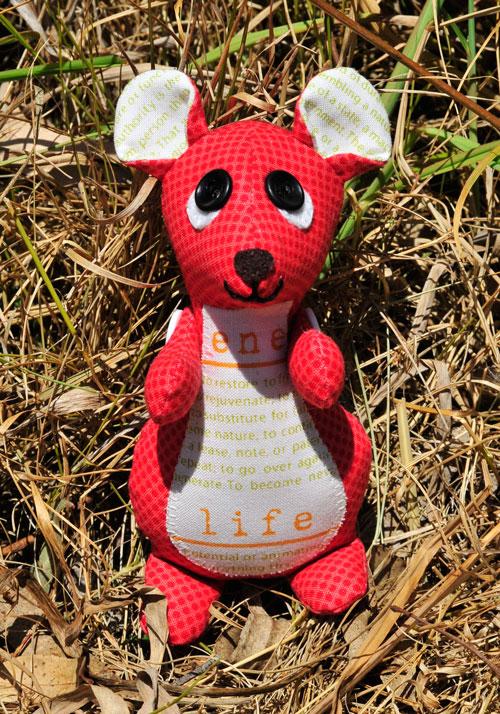Joey Baby Kangaroo