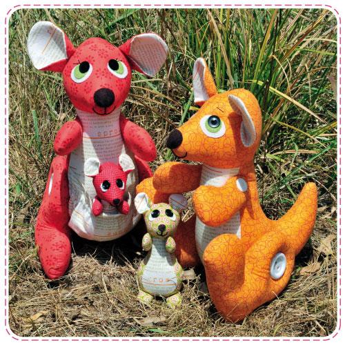 Kangaroo Family