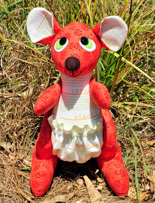 Shazza Kangaroo